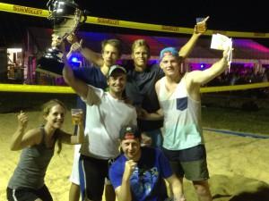 Volleyballplausch-Turnier 2015